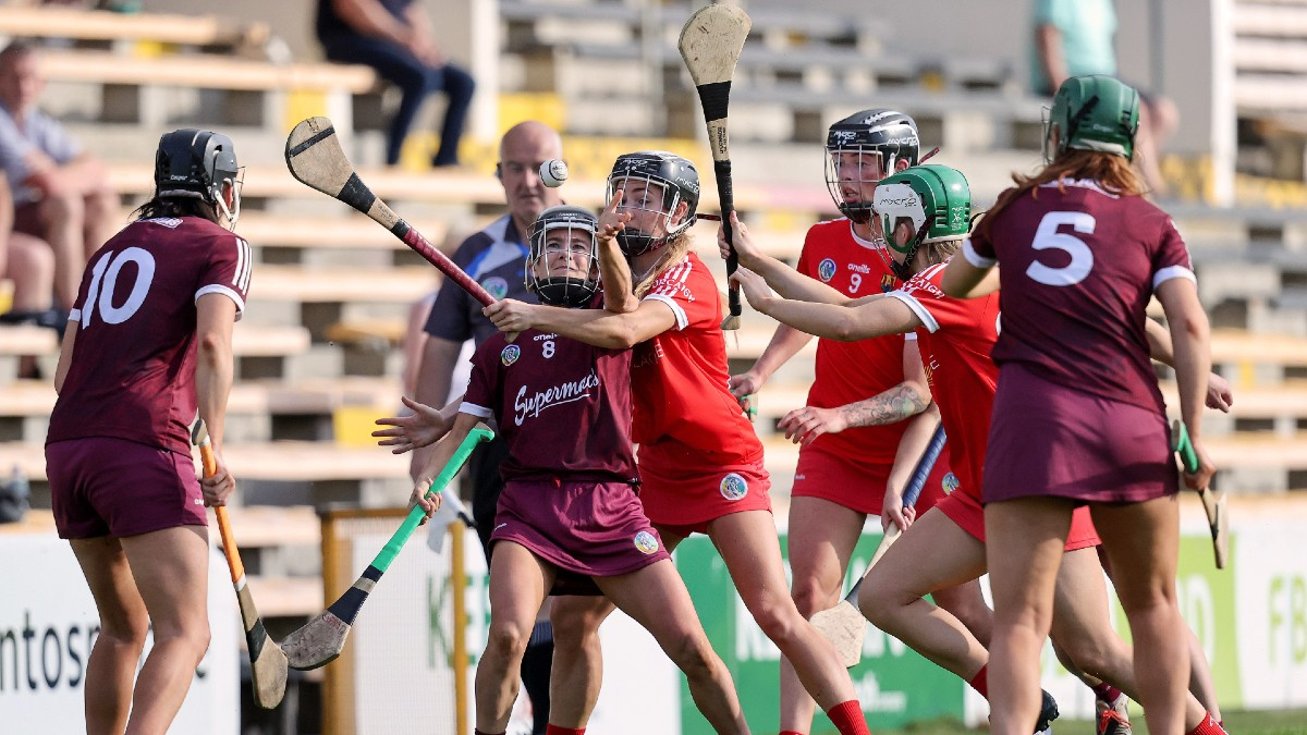 CAMOGIE: Galway 1-19 Cork 1-17(aet) – Littlewoods Ireland League Division 1 semi-final