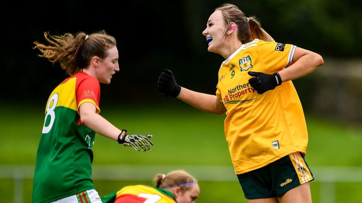 FOOTBALL: Antrim 3-22 Carlow 3-18 – TG4 All-Ireland JFC semi-final