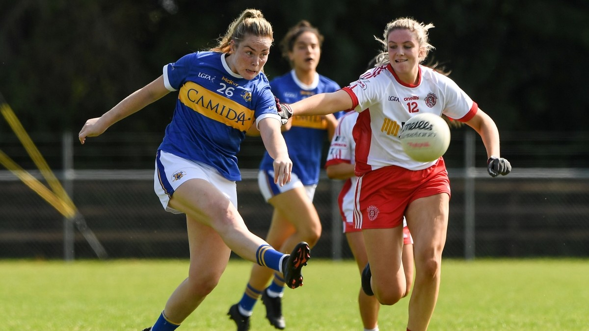 FOOTBALL: Tipperary 7-10 Tyrone 3-16 – TG4 All-Ireland SFC relegation play-off