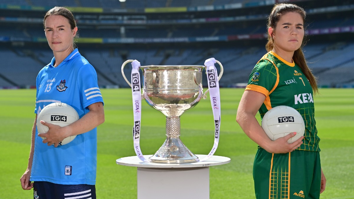 FOOTBALL: Time to Crown TG4 All-Ireland Champions