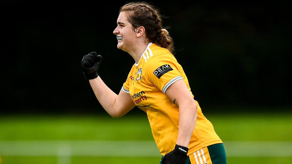 FOOTBALL: Versatile star – The Big Interview with Michelle Magee of Antrim