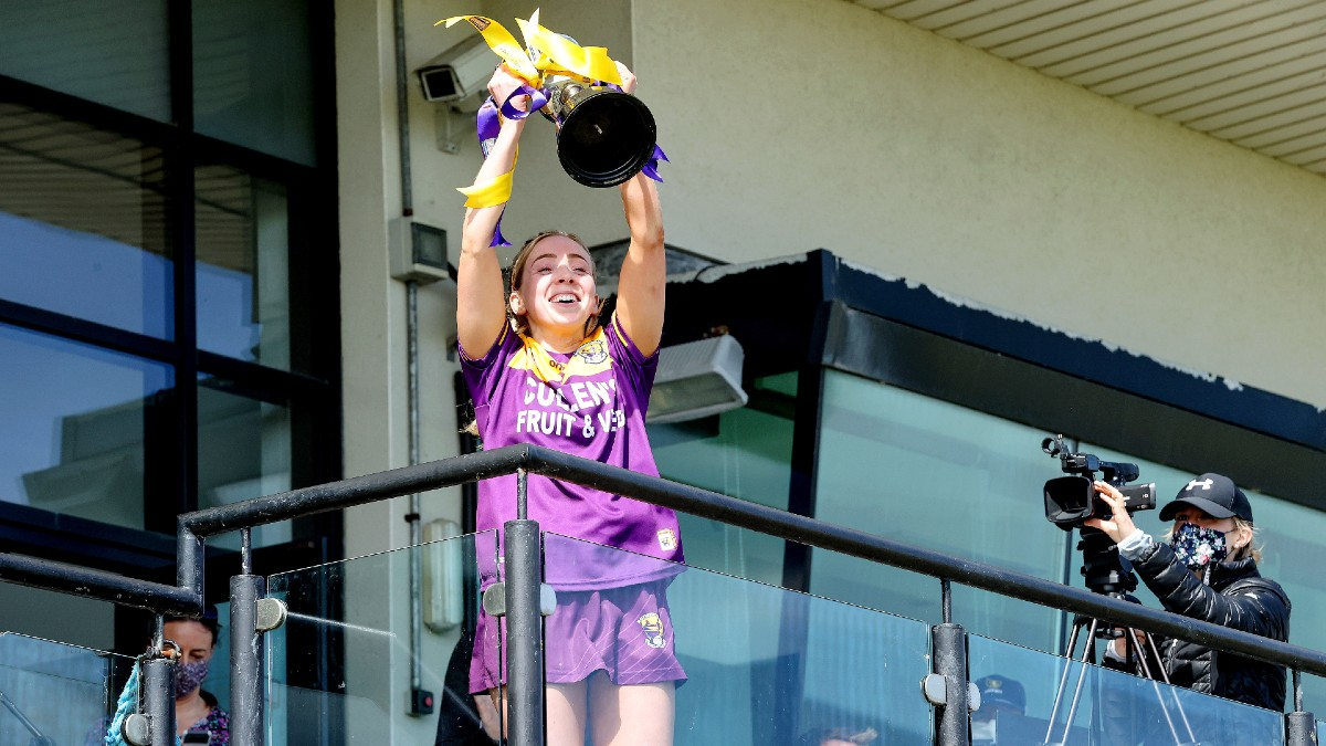 """CAMOGIE: """"You want to be competing with the best"""" – Ciara Donohue"""