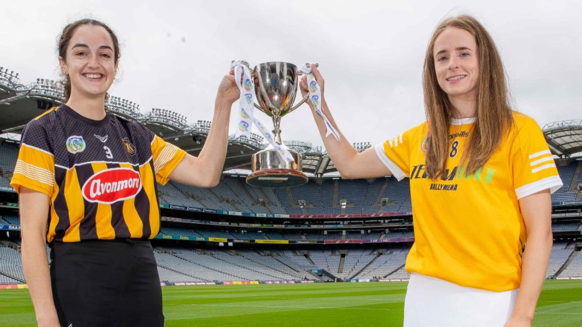CAMOGIE: Preview – Antrim vs Kilkenny – All-Ireland Intermediate Final