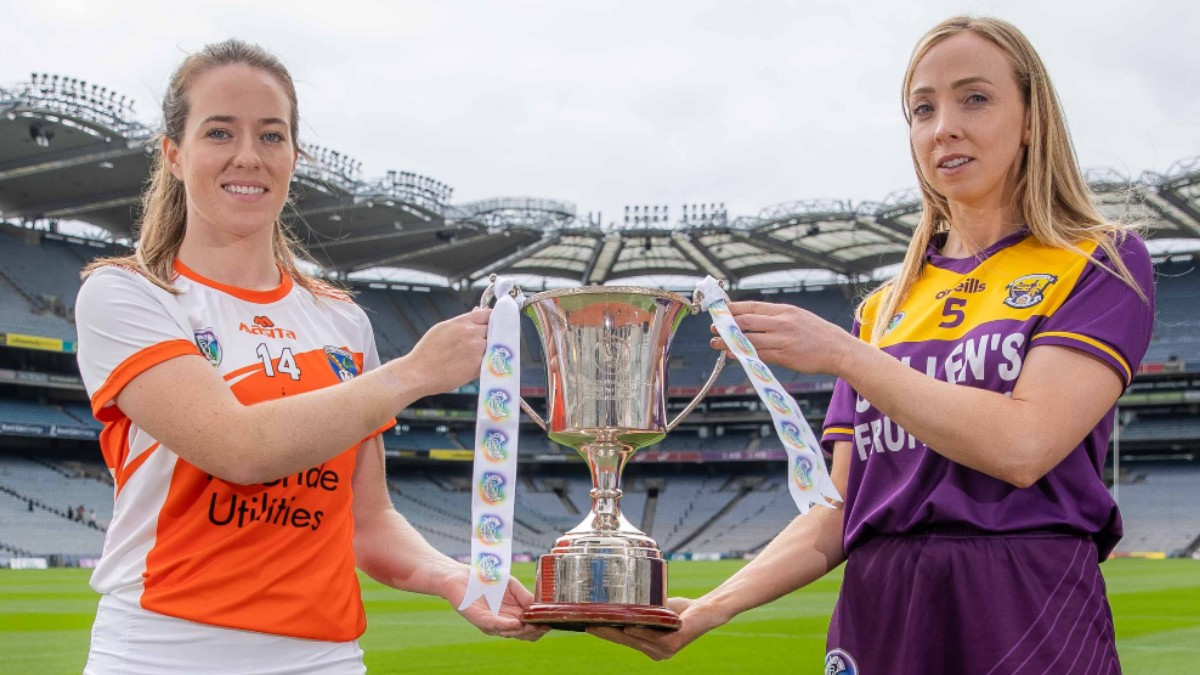 CAMOGIE: Preview – Armagh vs Wexford – All-Ireland Premier Junior Final